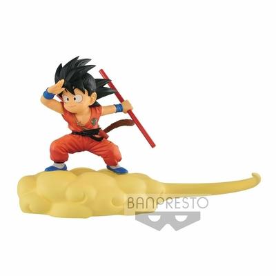 Figurine Dragon Ball Kintoun Son Goku on Flying Nimbus Normal Color Ver. 13cm