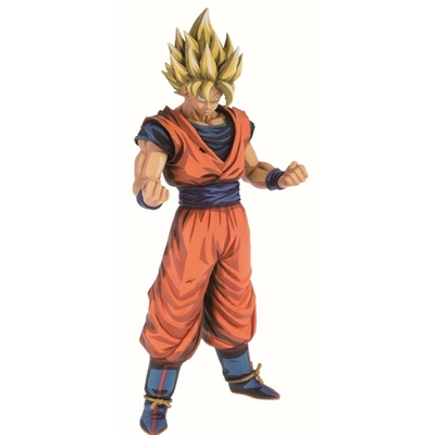 Figurine Dragon Ball Z Grandista Super Saiyan Son Goku Manga Dimensions 28cm
