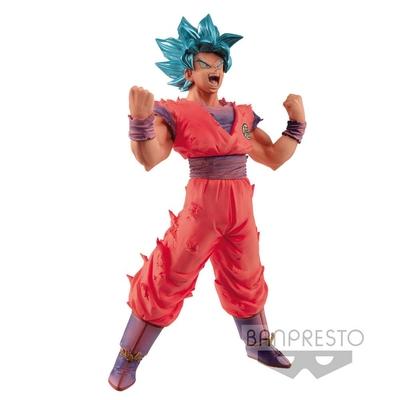 Figurine Dragon Ball Z Blood of Saiyans Super Saiyan Blue Goku 18cm