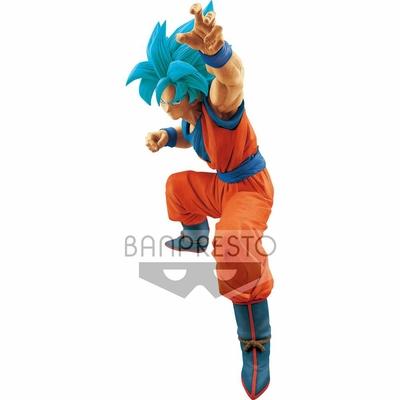 Figurine Dragon Ball Super Big Size SSGSS Goku 24cm