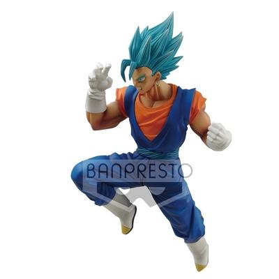 Figurine Dragon Ball Super In Flight Fighting Super Saiyan Blue Vegetto 20cm