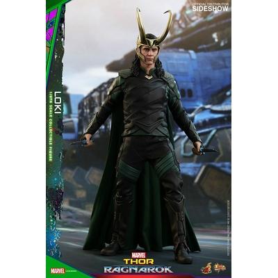 Figurine Thor Ragnarok Movie Masterpiece Loki 31cm