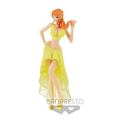 Figurine One Piece Lady Edge Wedding Nami Special Color Ver. 23cm