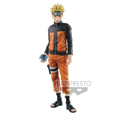 Figurine Naruto Shippuden Grandista Shinobi Relations Uzumaki Naruto 27cm