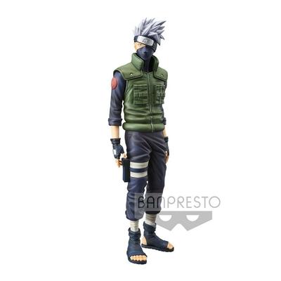 Figurine Naruto Shippuden Grandista Shinobi Relations Kakashi Hatake 27cm