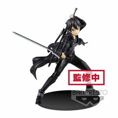 Figurine Sword Art Online EXQ Kirito 20cm
