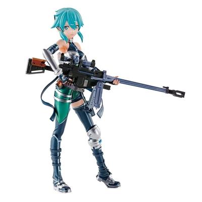 Figurine Sword Art Online Fatal Bullet Sinon 20cm