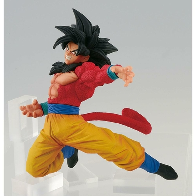 Figurine Dragon Ball Super Son Goku Fes Super Saiyan 4 Son Goku 15cm