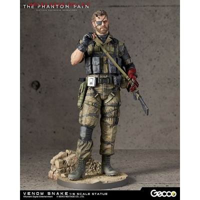 Statuette Metal Gear Solid V The Phantom Pain Venom Snake 32cm
