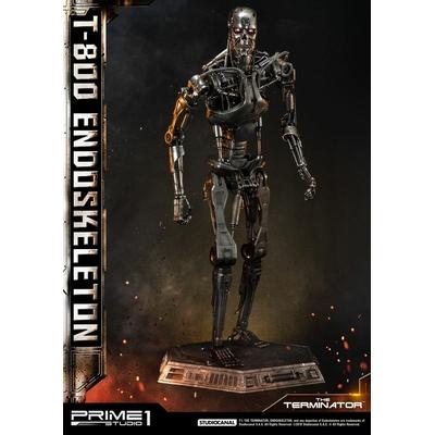 Statue Terminator T-800 Endoskeleton 105cm