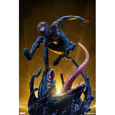 Statue Marvel Comics Premium Format Spider-Man Miles Morales 43cm