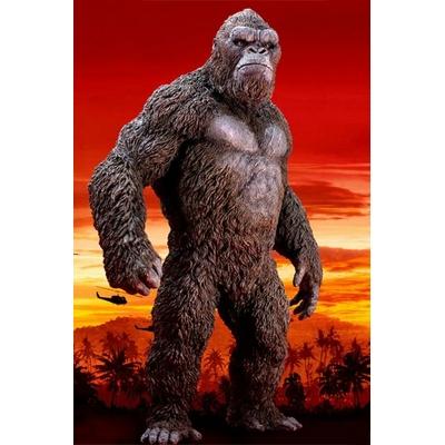 Statuette Kong Skull Island Kong 32cm