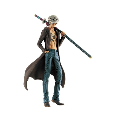 Figurine One Piece Memory Trafalgar Law 26cm