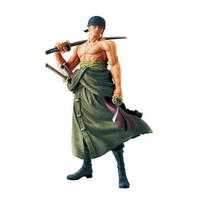 Figurine One Piece Memory Roronoa Zoro 25cm