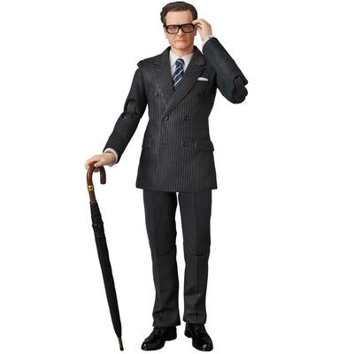 Figurine Kingsman The Secret Service Medicom MAF Harry Galahad Hart 16cm