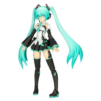Figurine Hatsune Miku Frame Arms Girl Plastic Model Kit Frame Music Girl Hatsune Miku 15cm