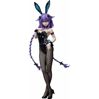 Statuette Hyperdimension Neptunia Purple Heart Bunny Version 47cm