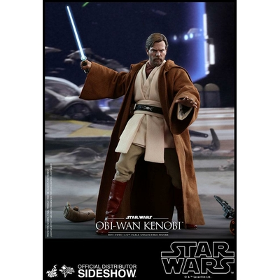 Figurine Star Wars Episode III Movie Masterpiece Obi-Wan Kenobi 30cm