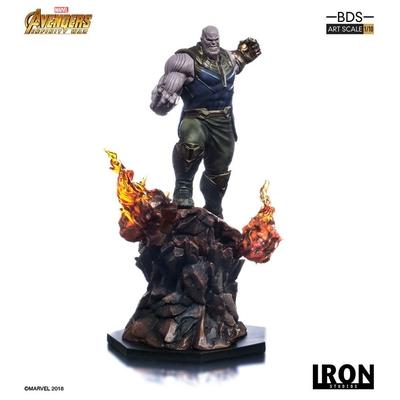 Statue Avengers Infinity War Art Scale Thanos 35cm