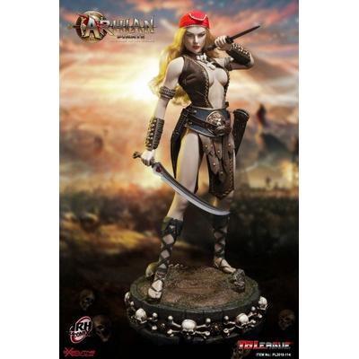 Figurine Arhian Head Huntress ARH ComiX Arhian Pirate 38cm