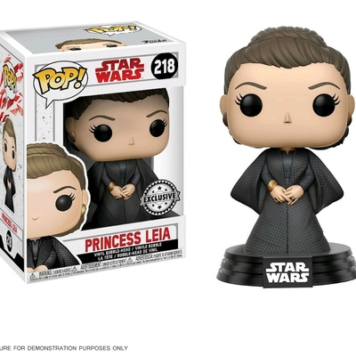 Figurine Star Wars Funko POP! The Last Jedi Princess Leia 9cm
