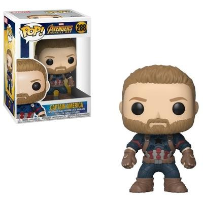 Figurine Avengers Infinity War Funko POP!  Captain America 9cm
