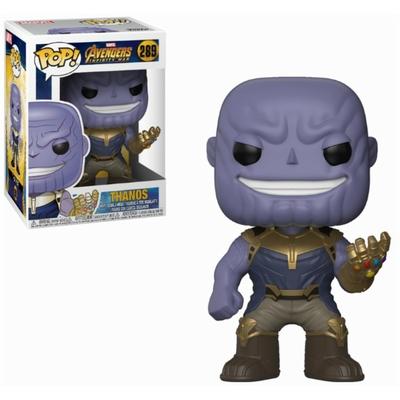 Figurine Avengers Infinity War Funko POP! Thanos 9cm