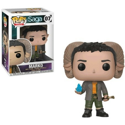 Figurine Saga Funko POP! Comics Marko with Sword 9cm
