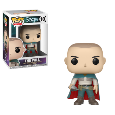 Figurine Saga Funko POP! Comics The Will 9cm