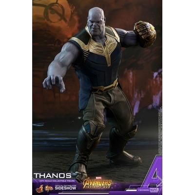 Figurine Avengers Infinity War Movie Masterpiece Thanos 41cm