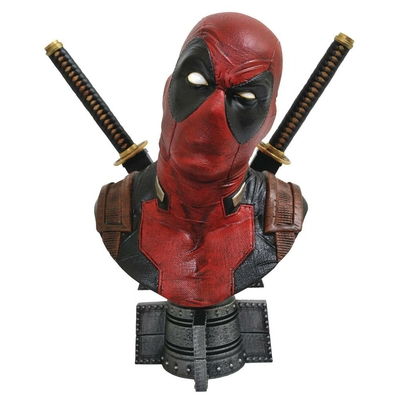 Buste Legendary Comics Marvel Deadpool 25cm