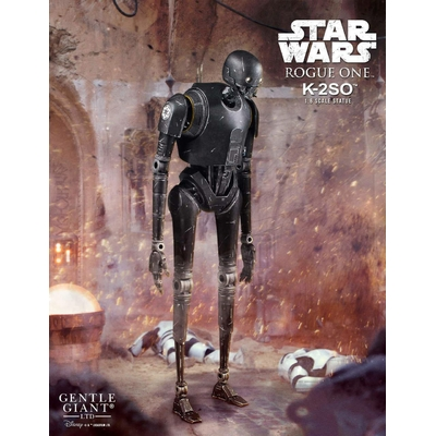 Statuette Star Wars Rogue One K-2SO 38cm