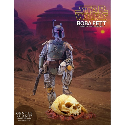 Statuette Star Wars Collectors Gallery Boba Fett 23cm
