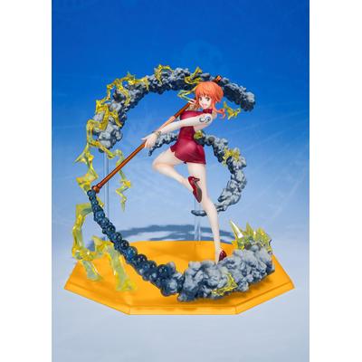 Statuette One Piece Figuarts ZERO Nami Black Ball 16cm