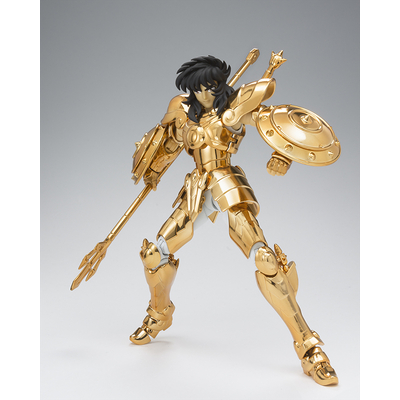 Figurine Saint Seiya Myth Cloth Myth Cloth EX Dohko de la Balance et vieux maître OCE