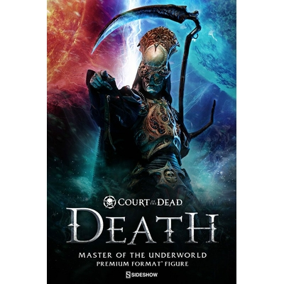 Statue Court of the Dead Death Master of the Underworld 76cm