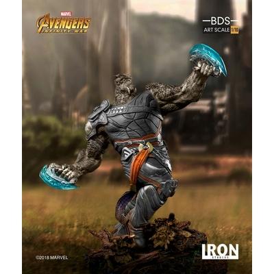 Statuette Avengers Infinity War BDS Art Scale Cull Obsidian 39cm