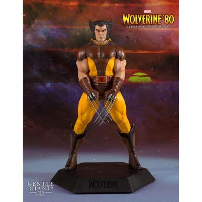 Statuette Marvel Comics Collectors Gallery Wolverine '80 - 23cm