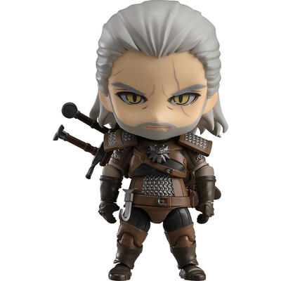 Figurine Nendoroid The Witcher 3 Wild Hunt Geralt 10cm