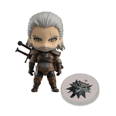 Figurine Nendoroid The Witcher 3 Wild Hunt Geralt Exclusive 10cm
