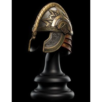 Réplique Le Seigneur des Anneaux Helm of Prince Théodred 14cm