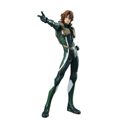 Statuette Mobile Suit Gundam Lockon Stratos Neil Di Randy 23cm