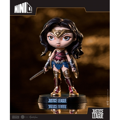 Figurine Justice League Mini Co. Wonder Woman 13cm