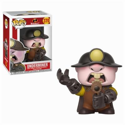 Figurine Les Indestructibles 2 Funko POP! Disney Underminer 9cm