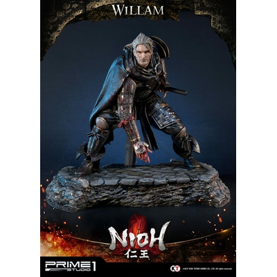 Statue Nioh William 44cm