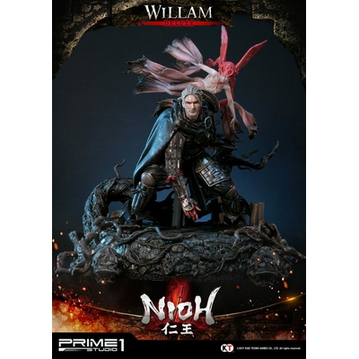 Statue Nioh William Deluxe Version 61cm