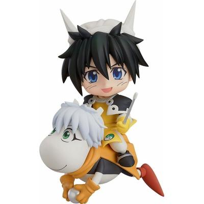 Figurine Nendoroid Saga of Tanya the Evil Taikobo & Supushan 10cm