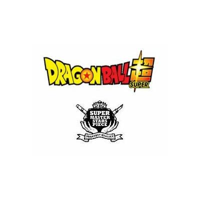 Figurine Dragon Ball Super Super Master Stars Piece The Son Goku Super Saiyan IV The Brush 20cm