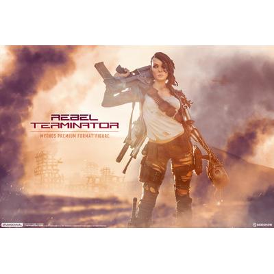Statue Terminator Mythos Premium Format Rebel Terminator 50cm
