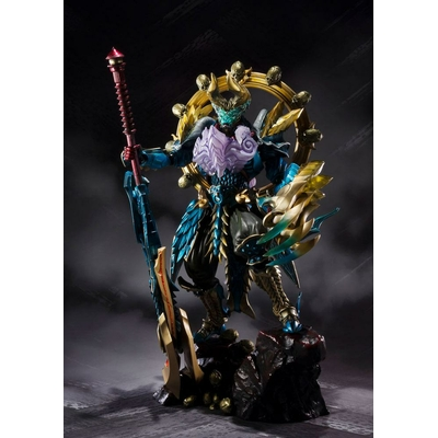 Figurine S.H. Figuarts Monster Hunter Evil God Awakening Zinogre 16cm